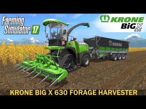 Krone BiG X 480-630 v1.0.0.0