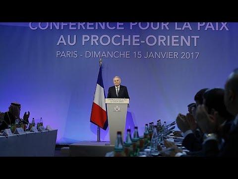 Παρίσι: Χωρίς Ισραηλινούς και Παλαιστινίους η Διάσκεψη για την Ειρήνη στη Μέση Ανατολή