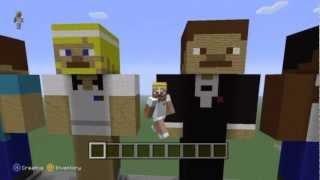 Minecraft Pixel Art: Steve Skins