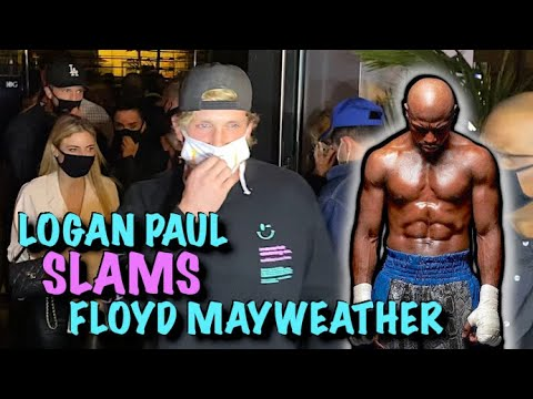 Logan Paul Disrespects Floyd Mayweather In The Worst Possible Way