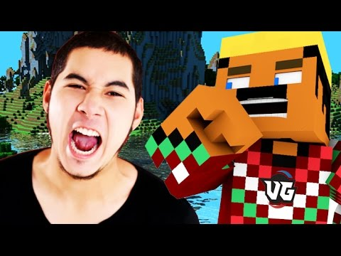 WHEN A MEXICAN PLAYS MINECRAFT! (Minecraft Voice Trolling)