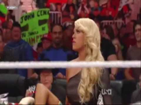 John Cena and Kelly Kelly