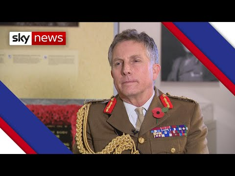 World War Three 'a risk', says UK defence chief