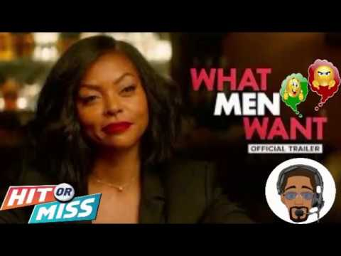 What Men Want (2019) - Official Trailer - Paramount Pictures - My Reaction