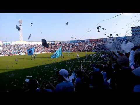 RECIBIMIENTO!! TAMPICO MADERO vs POTROS - La Terrorizer - Tampico Madero