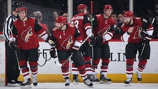 Phil Kessel tallies first goal as a Coyote by NHL