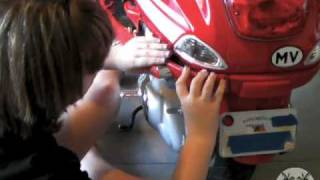 8. Vespa Air Filter Cleaning (How to)