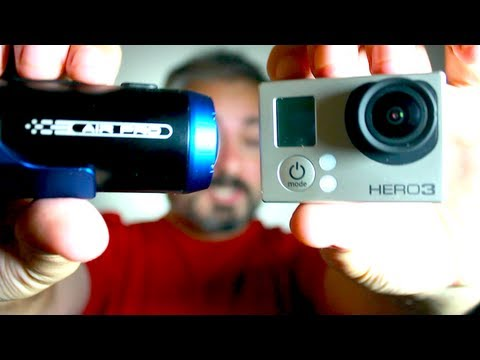 GoPro Hero3 Black Edition vs Ion Air Pro HD Action Cam Throwdown