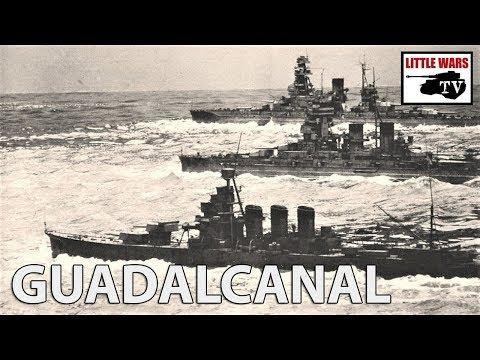 Outdoor Guadalcanal Wargame