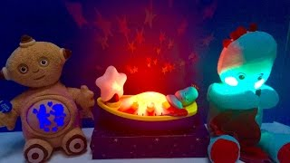 New IN THE NIGHT GARDEN Glow Toy Collection!