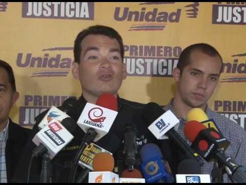 Tomás Guanipa: 'Este gobierno perdió la razón y también al pueblo'