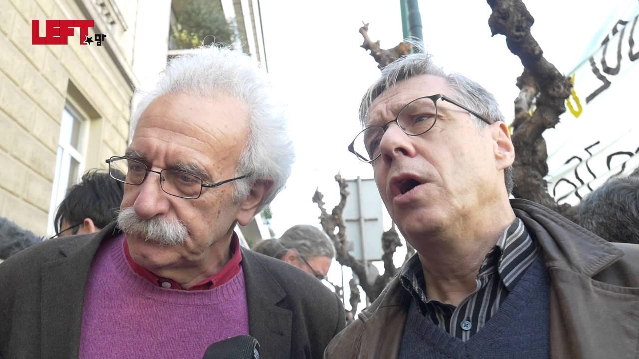 Αποκλειστική δήλωση του Walter Baier στο left