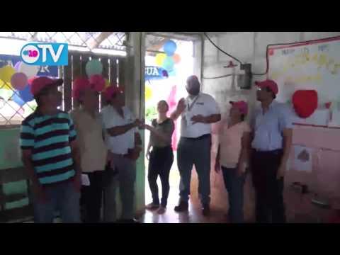 """Familias de """"El Monge"""" más seguras con proyectos de electrificación"""