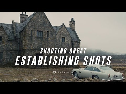 Establishing Shots — Setting a scene like Kubrick, Wes Anderson, and Michael Bay