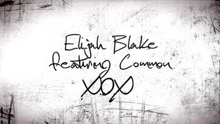 Elijah Blake music video XOX (Lyric Video)