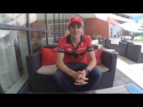 Javier Gomez vuole difendere il titolo iridato Ironman 70.3
