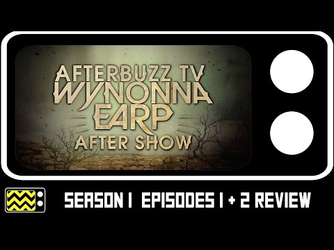Wynonna Earp Season 1 Episodes 1 & 2 Review & After Show | AfterBuzz TV