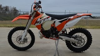 6. $8,399:  2015 KTM 250 XC W Overview and Review