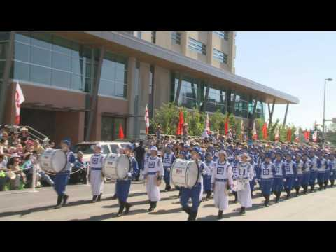 2010 Calgary Stampede Parade (Part 1)
