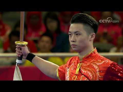 Incredible Kung Fu Sword Performance