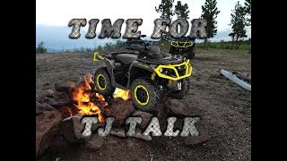 5. Review 2! 2019 Can-am Outlander Max XTp 1000 trail ride review