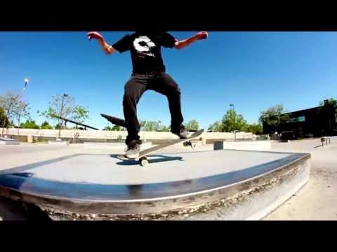 Matt Beaton and Christian Mendoza @ Turlock Skatepark