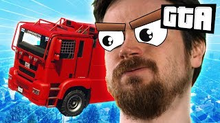 WHAT ARE THESE TRUCKS?!   GTA 5 Races