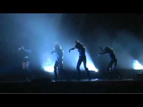 Extreme Vegas Showgirl Opening