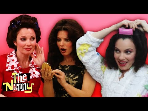 Get Ready With Me! The Fran Fine Edition | The Nanny