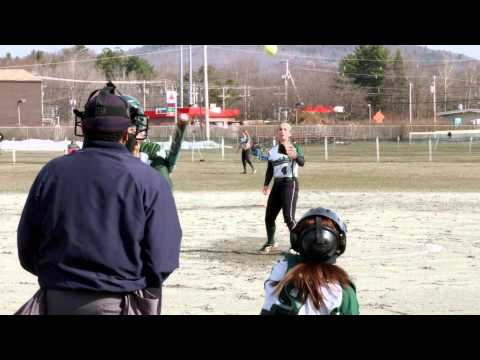 Plymouth Softball vs Castleton State