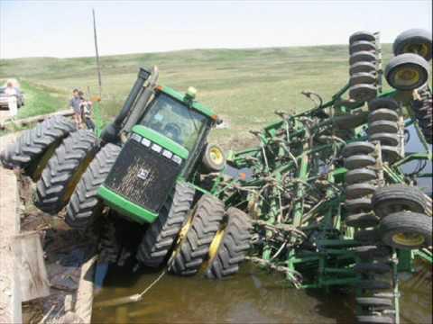 Traktor Unfälle