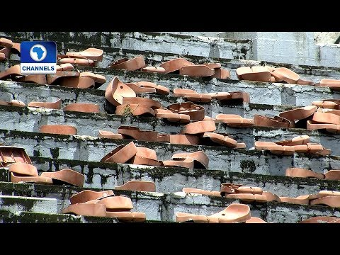 See What Has Become Of Popular Stadiums In Nigeria