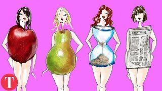 Video 10 Best Ways To Dress For YOUR BODY SHAPE MP3, 3GP, MP4, WEBM, AVI, FLV Juli 2018