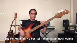 Ele Güne Karşı - Anlatımlı Şarkı Analizi (Bas Gitar Dersi)