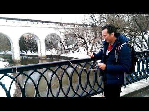 Поисковый магнит, Москва река неожиданно и забавно!)