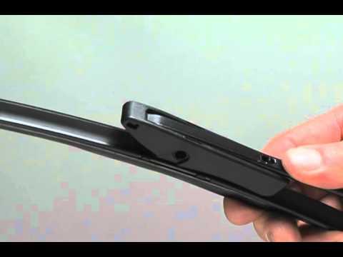 TRICO Exact Fit Beam Blade - Bayonet