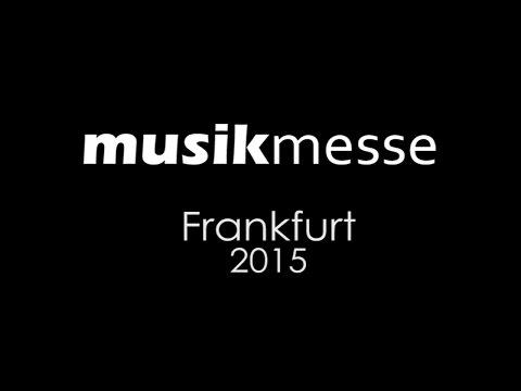 Eugene Rodin @ MusikMesse '15