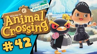 ANIMAL CROSSING: NEW HORIZONS | Superheroes #42