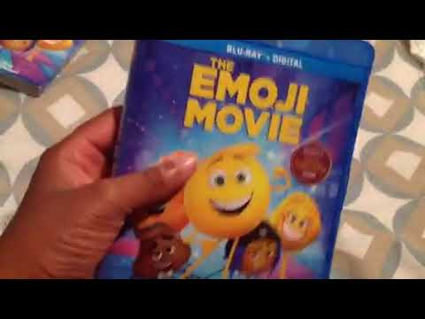 The emoji movie(2017)Blu-Ray review
