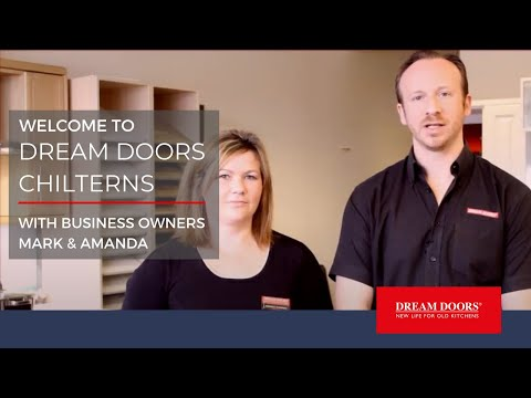 Chilterns Kitchen Showroom video