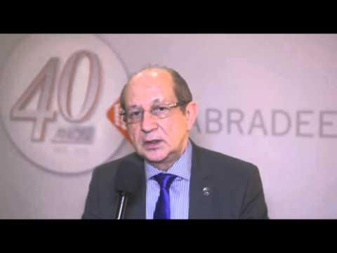 Abradee 40 Anos -  Reive Barros dos Santos Diretor ANEEL