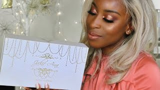 Introducing My LaBronze Highlighter! Reveal + Swatches! by Jackie Aina