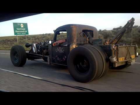 Rat Rod Cruise Build *New Epic* Rat Rods Tow Truck