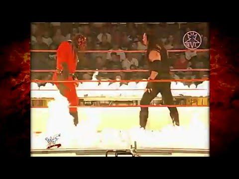 The Undertaker VS Kane - Inferno Match - Unforgiven 1998 (720p HD)