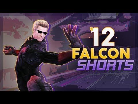 Falcon Shorts #12