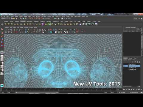 Modeling - A lot has changed since Maya 2012, and we thought it would be fun to show some of the big changes to modeling in Maya. Enjoy!