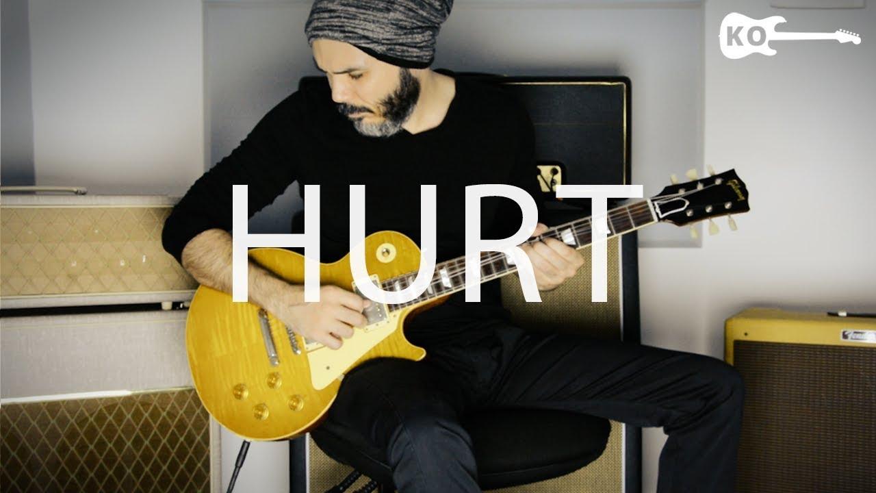 Johnny Cash – Hurt – Electric Guitar Cover by Kfir Ochaion