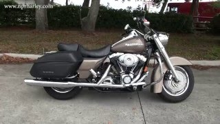 6. 2004 Harley Davidson FLHRS Road King for sale in Tampa Bay