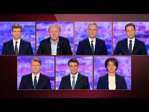 Γαλλία: Διεξήχθη το πρώτο ντιμπέιτ εν όψει των προκριματικών εκλογών του σοσιαλιστικού κόμματος