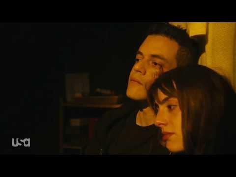 Elliot and Olivia Moments Mr Robot Season 4 Episode 3